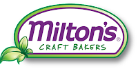 Milton's Craft Bakers logo