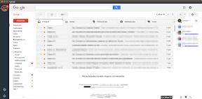 Gmail en Ubuntu de la mano de Wmail. Principal.