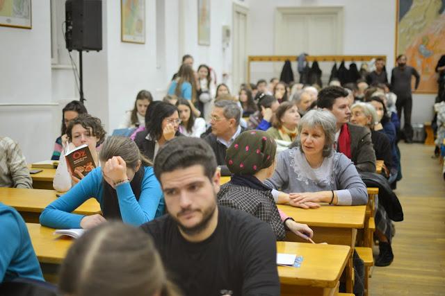 Seara cultural duhorvniceasca la FTOUB 055