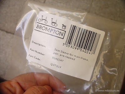 casquillos Brompton