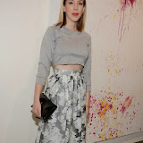 OIC - ENTSIMAGES.COM - Katherine Ryan at the Omar Hassan - Breaking Through, Private View at ContiniArtUK in London 23rd April 2015 Photo Mobis Photos/OIC 0203 174 1069