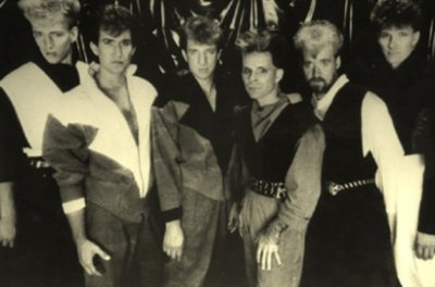 Rhema band in 1984