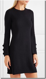 See by Chloe wool mini dress