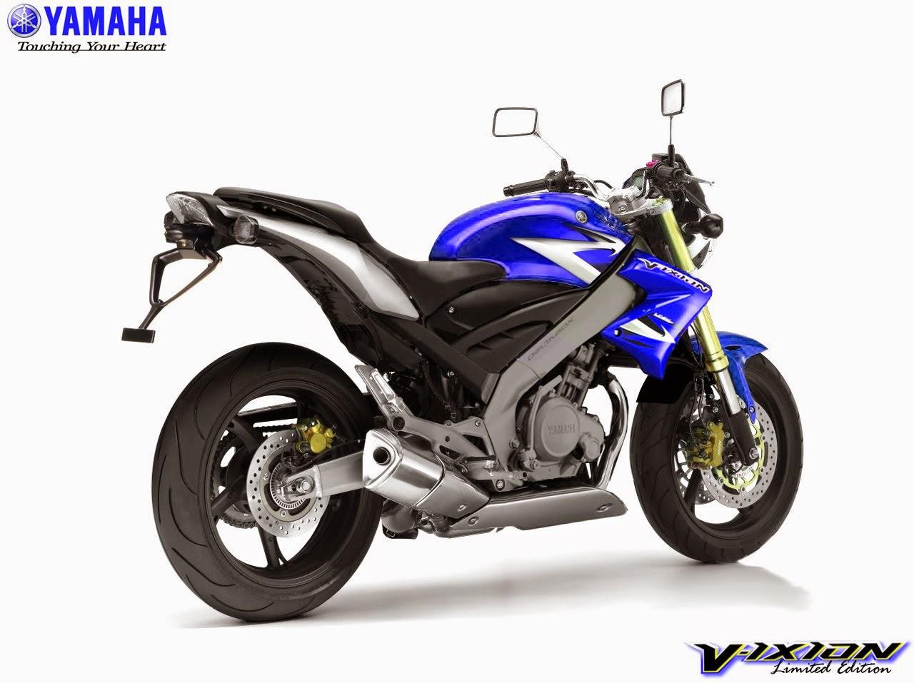Modifikasi Yamaha Byson Japstyle