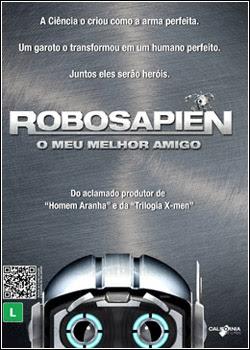 Robosapien – O Meu Melhor Amigo – AVI Dual Áudio + RMVB Dublado