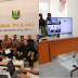 Video Conference Bupati Sukabumi dan Gubernur Laporkan Situasi Pilkada Jabar 2018 di Sukabumi