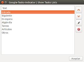 Aumentar tu productividad en Ubuntu - listas de tareas