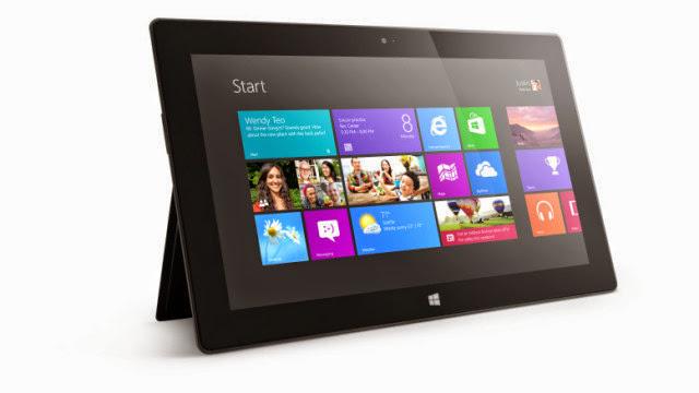 Windows 8.1 on Surface RT