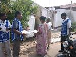 MP election campaign - Tiruppur - Apr 8 & 9