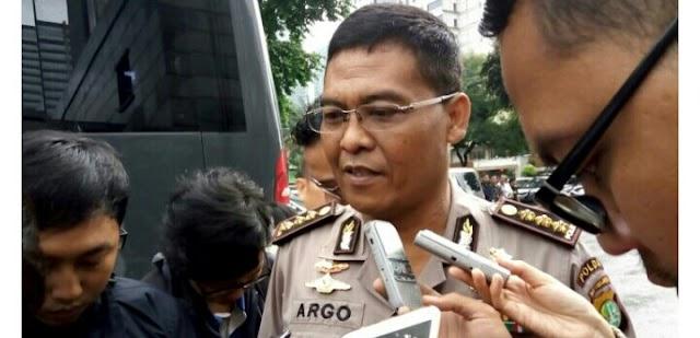 Polisi Belum Terima Pemberitahuan Tentang Aksi 28 April