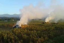 Tanah Untuk Generasi Mendatang, Stop Membakar Jerami