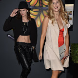 OIC - ENTSIMAGES.COM - Charlotte de Carle and Ashley James at the  Notion Magazine x Swatch - issue 70 launch party  London 9th September 2015 Photo Mobis Photos/OIC 0203 174 1069