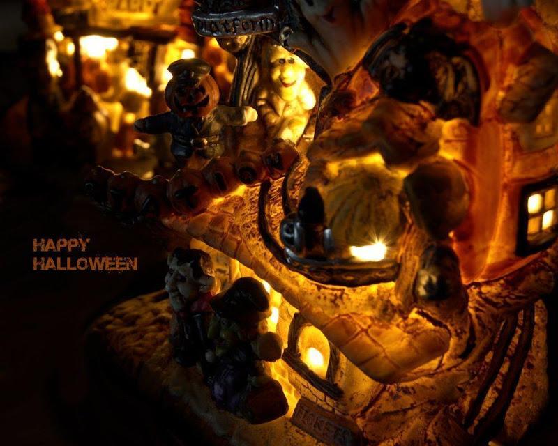 Halloween Lights, Halloween