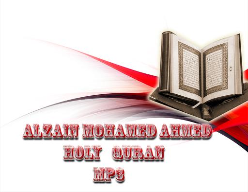 AlzainMohammad AhmadCoran MP3
