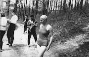 05.1971г. Лесопарк. Наташа Лотарева.
