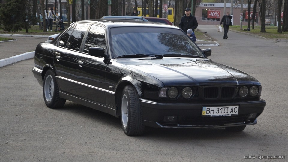 1990 bmw 5 series sedan specifications pictures prices 1990 bmw 5 series 525i sedan 25l 6 cyl 5 speed manual publicscrutiny Choice Image
