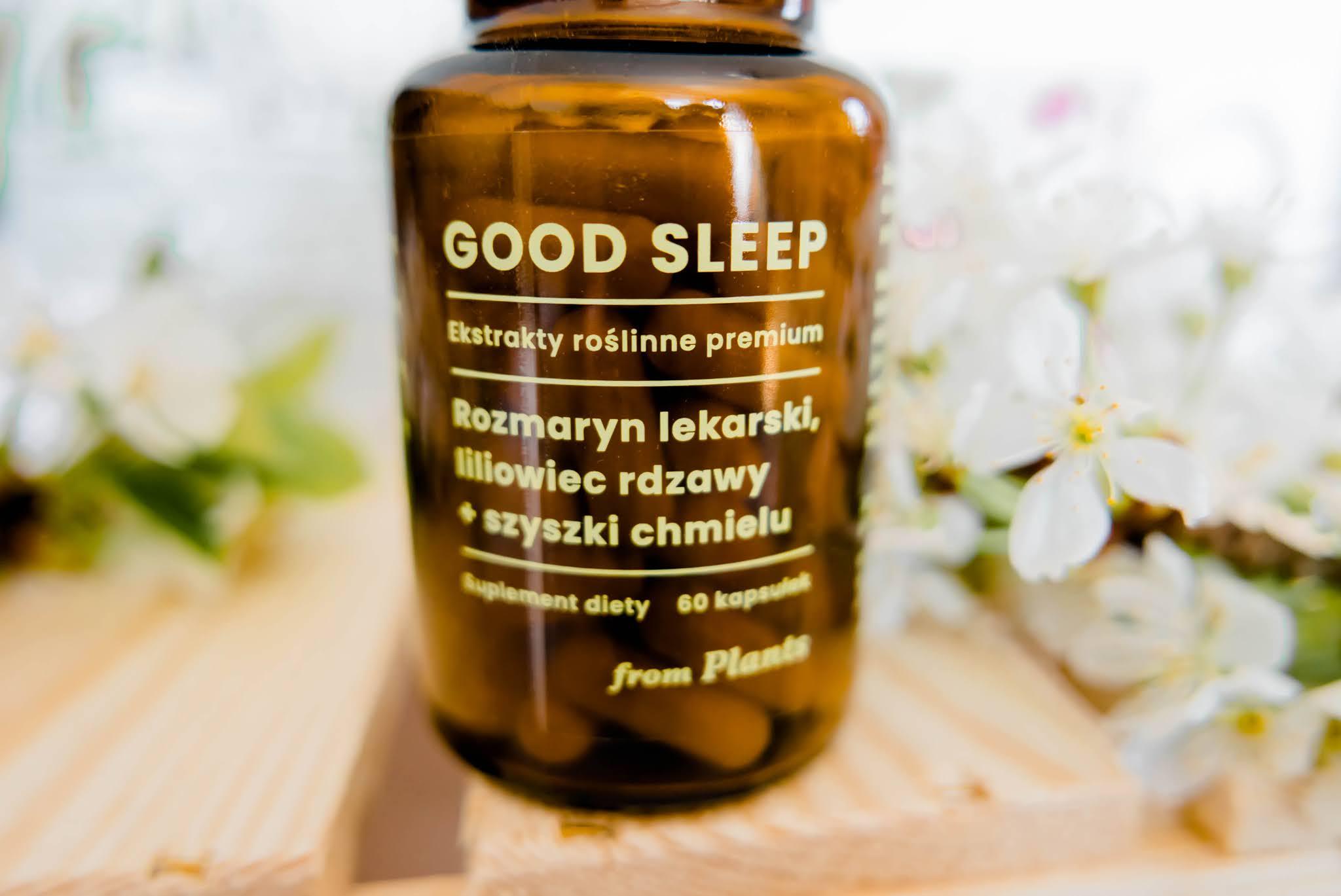 naturalne sposoby na problemy ze snem