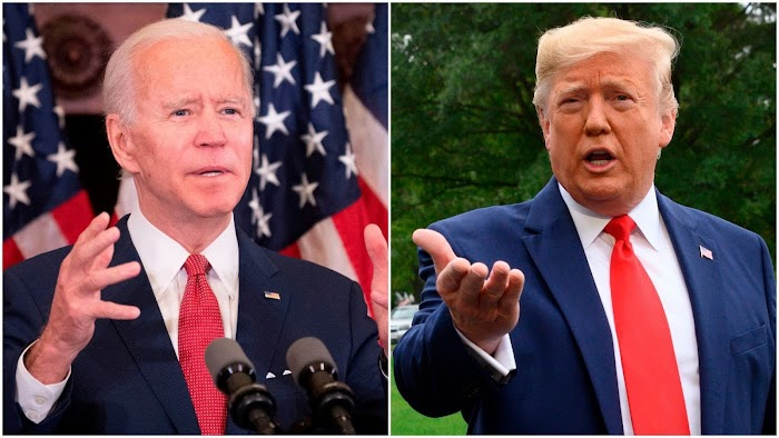 COVID-19: 'More people may die' if Trump fails to cooperate, says Biden
