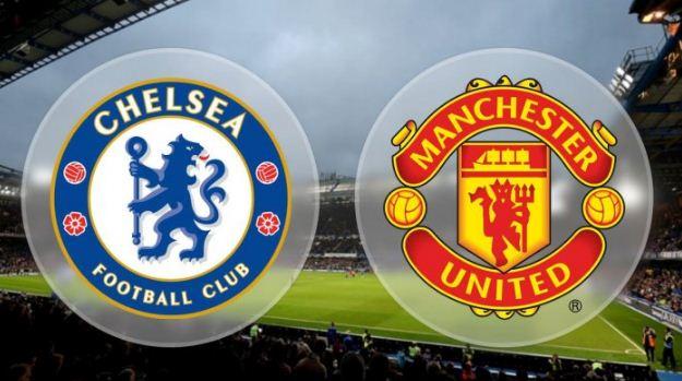Susunan Pemain Chelsea vs Manchester United