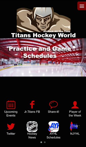 Junior Titans Hockey World