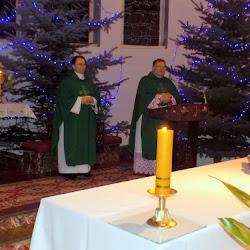 Parafialne Święto rodziny - 13.01.2018 - Msza św. godz. 18,30 z odnowienień przyrzeczeń małże