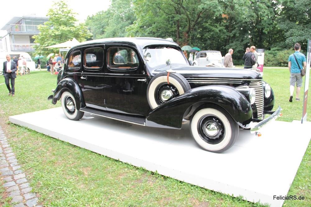Škoda Superb 3000 von 1939 3,1Liter Reihensechszylinder mit 85 PS