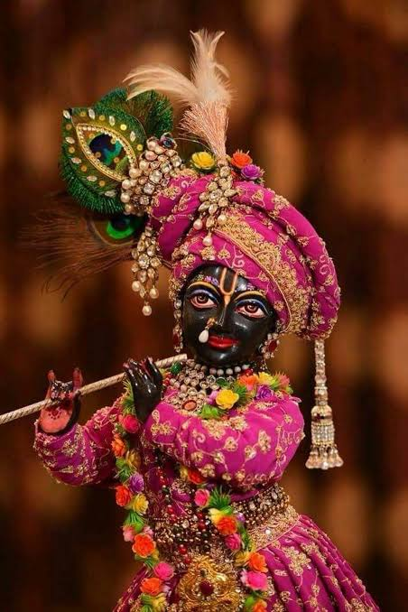 Lord Krishna's images