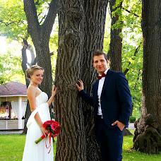 Wedding photographer Irina Vorfolomeeva (IrinkaCanon). Photo of 17.11.2015