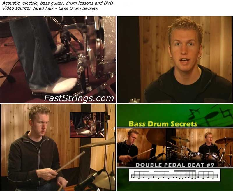 Jared Falk - Bass Drum Secrets