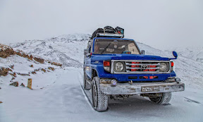 Crossing Deosai