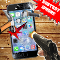 Destroy Iphone Prank icon