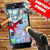 Destroy Iphone Prank