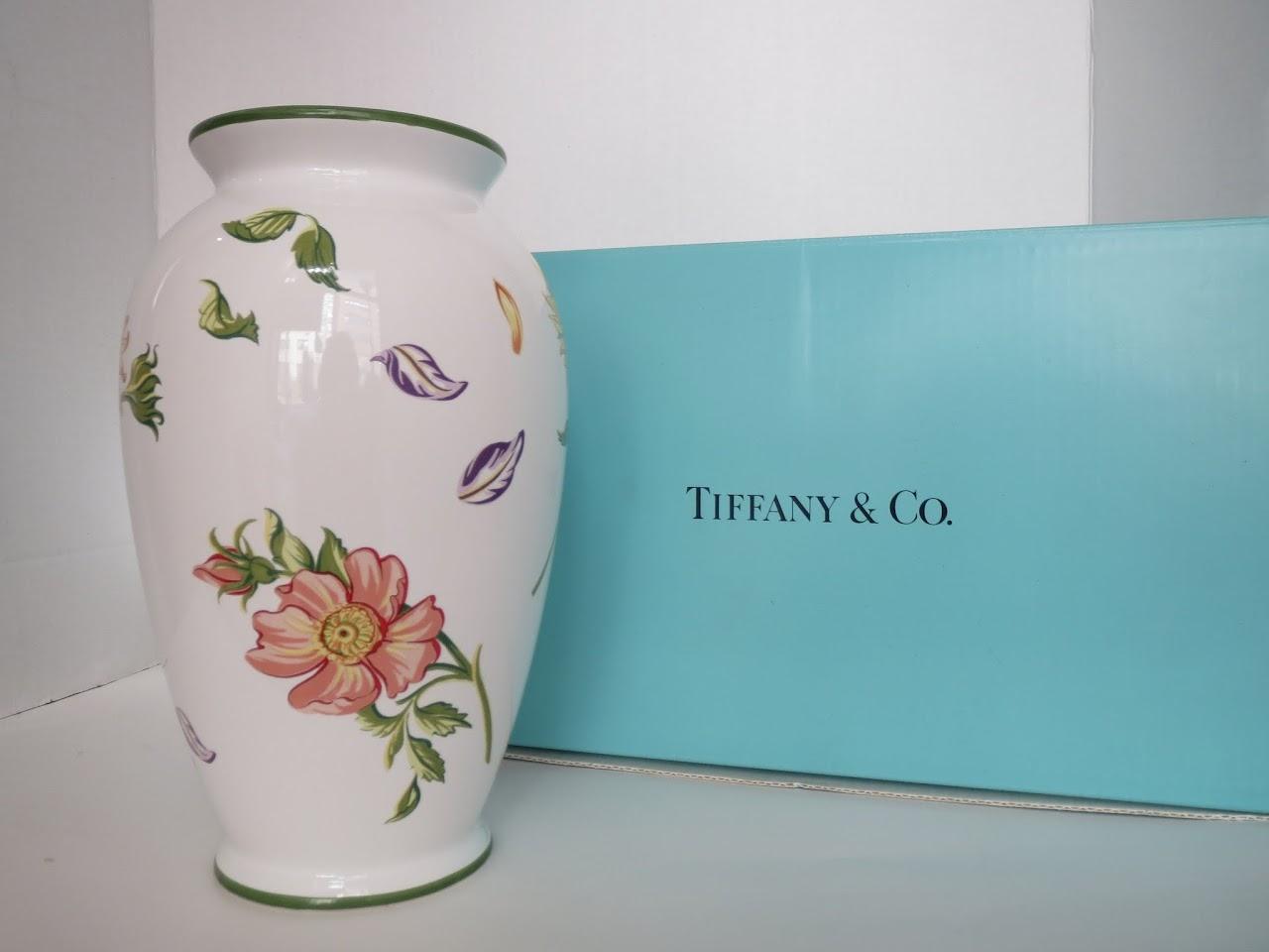 Tiffany co tiffany petals vase shophousingworks reviewsmspy