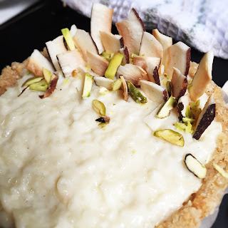 Ground Rice Tart Recipes