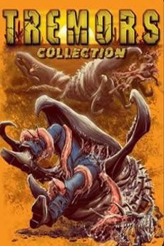 Capa O Ataque dos Vermes Malditos Coletânea (2018) Dublado Torrent