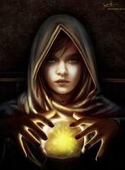 bola de cristal profecía profetico el heroe el profeta el elegido escribir una novela de fantasia fantasy