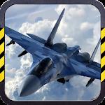 F18 3D Fighter Jet Simulator Icon
