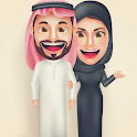 Arab Chat: connect with your future partner icon