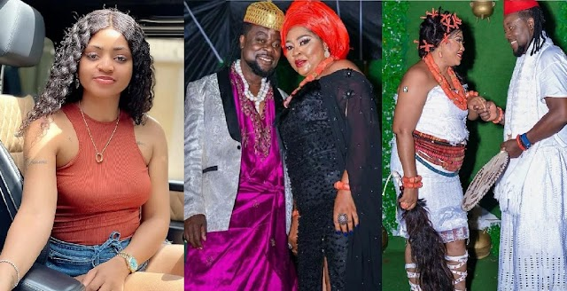 'What Is Going On Here'- Regina Daniels Reacts As Her Mum, Rita, Shares New Video With Her Young Husband