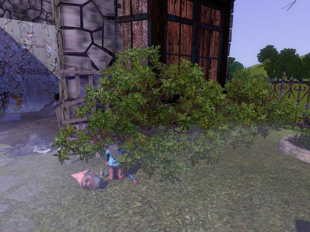 Haunted Hallow-teenie-weenie! Screenshot-134