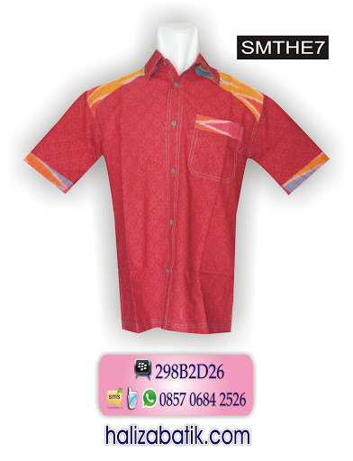 Grosir Batik Pekalongan, Motif Batik Jawa, Butik Online, Baju Batik Pria