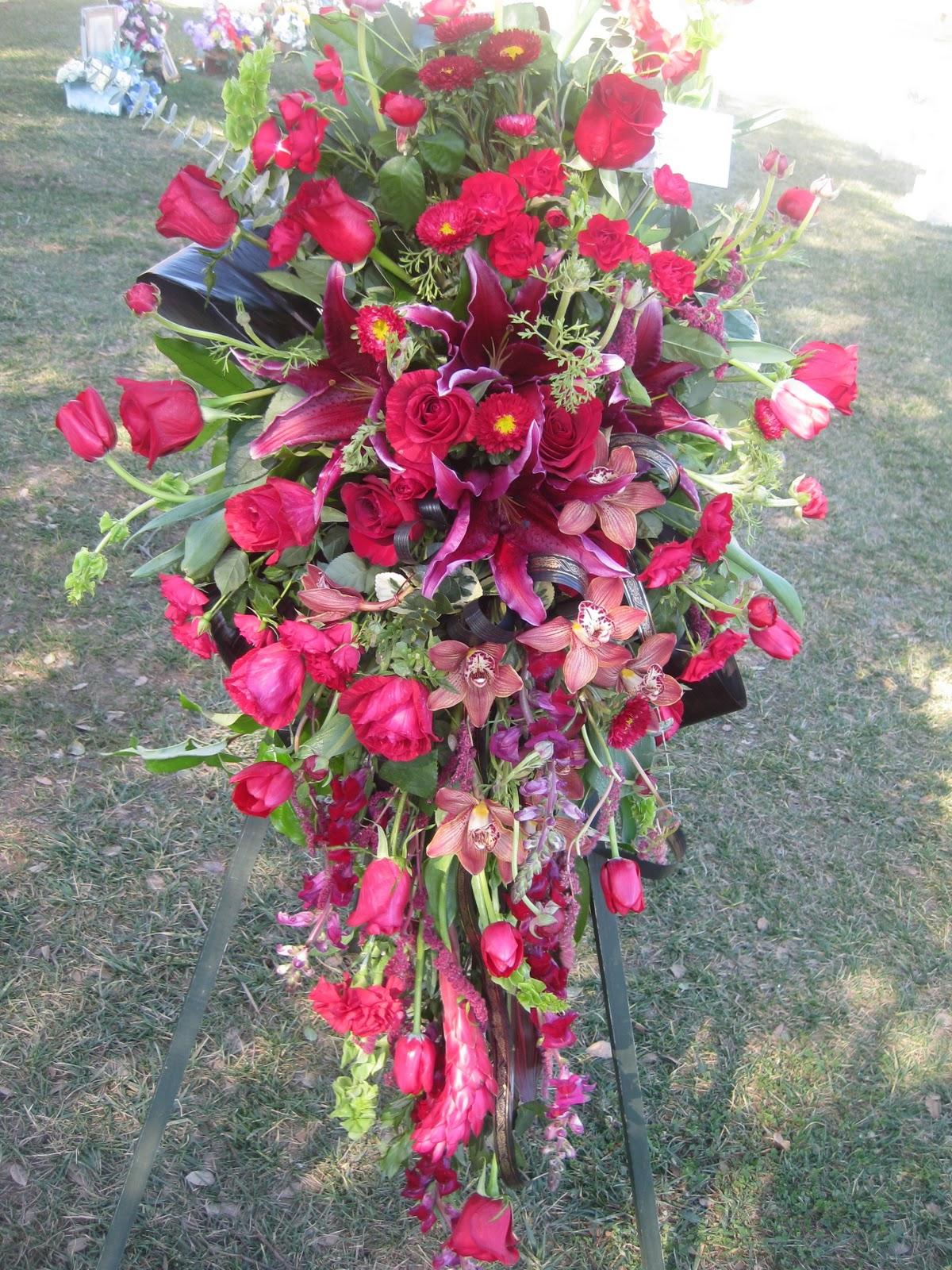 Amazing Funeral Arrangements