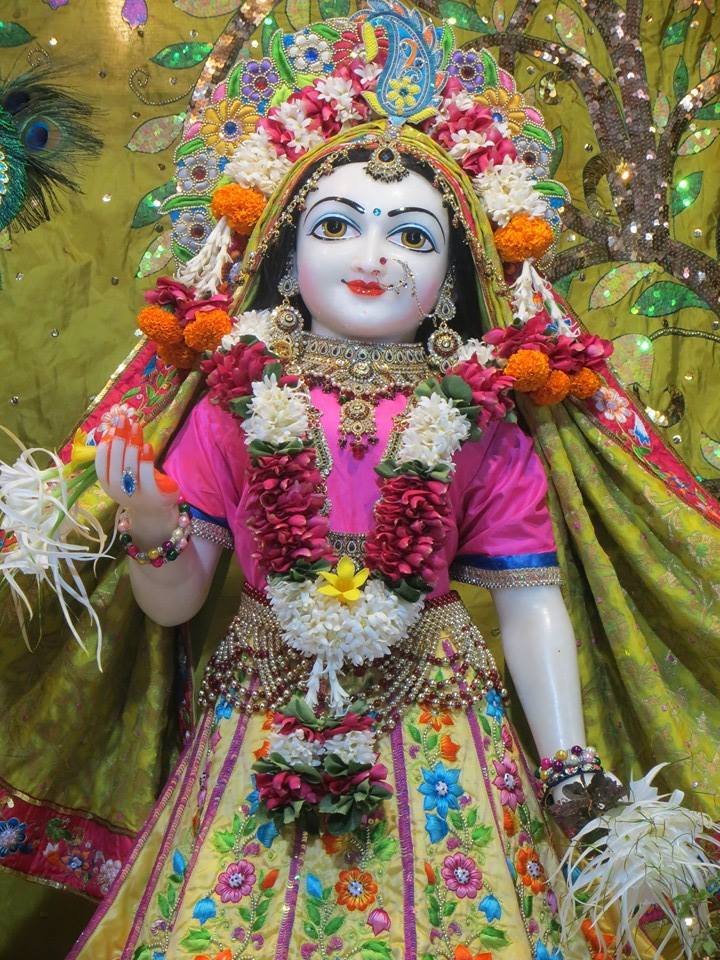 ISKCON Aravade Deity Darshan 09 Mar 2016 (7)