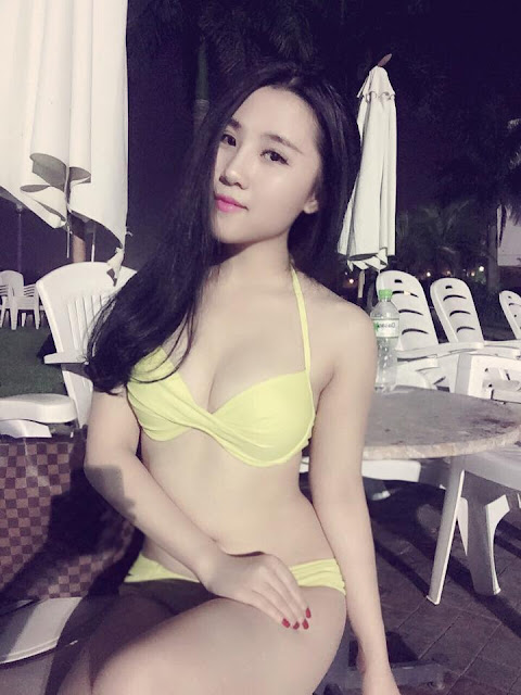 hot girl le tuyet vy 1