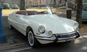 Citroen 1960 DS cabriolet