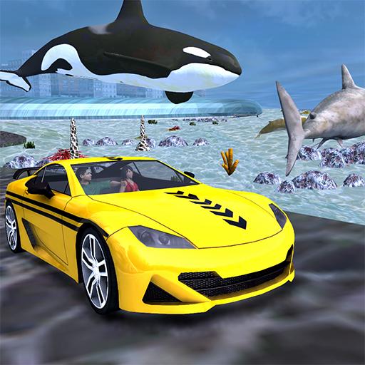 模擬App|水中タクシー運転ゲーム LOGO-3C達人阿輝的APP