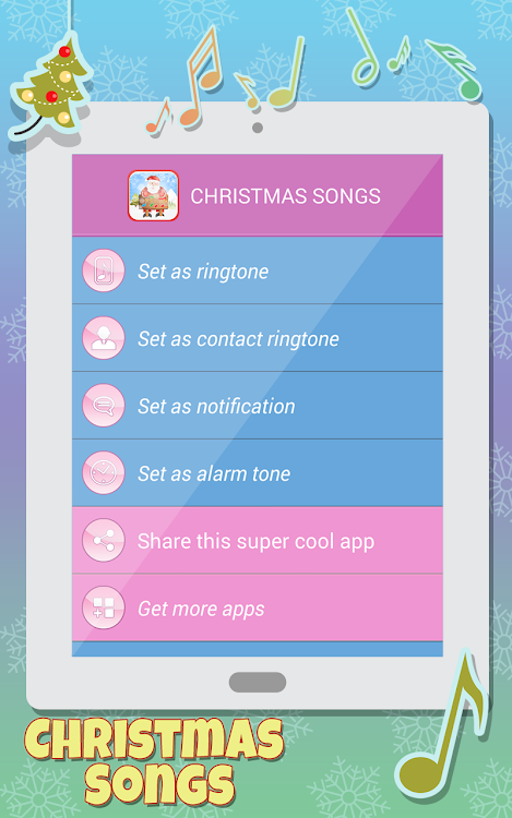 Christmas Songs – (Android Apps) — AppAgg