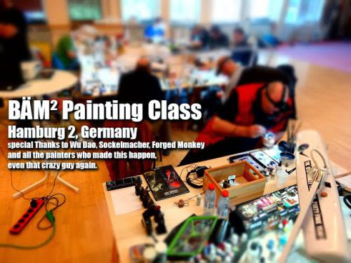 Review Bm Painting Class 2 Hamburg Germany