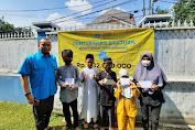 Sahabat Yatim Indonesia Milad ke 12 Gelar santunan