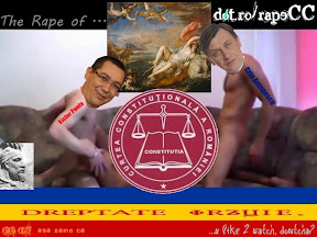 The Rape of the Romanian Constitution